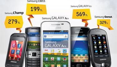 Samsung'dan cebinizi ısıtacak kampanya!