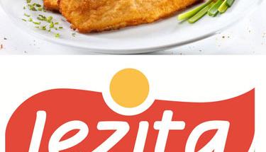 Lezita'dan Çıtır Kaplamalı Schnitzel
