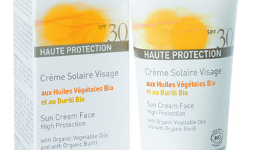 Organik güneş kremi ile sağlıklı bronzlaşma