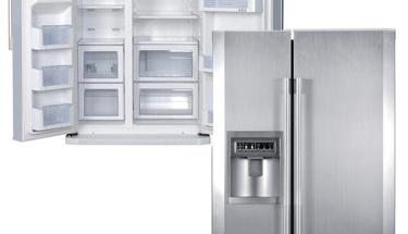 Silverline'dan yaza özel buzdolabı