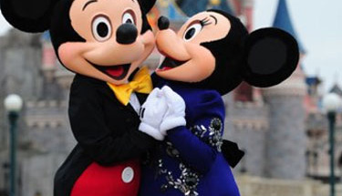 Minnie Mouse'a Lanvin yorumu