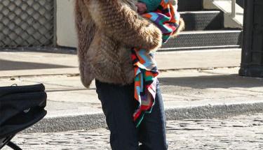 Anne Sienna Miller'ın sokak stili