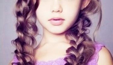 Çocuk saç modelleri ve yapılışları