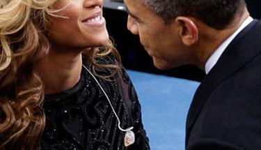 Beyoncé ile Obama aşk mı yaşıyor?