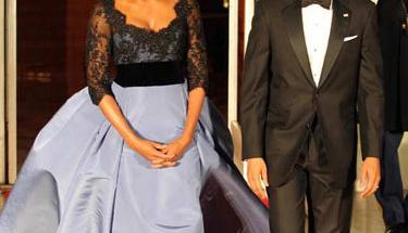 Michelle Obama düşman çatlattı!