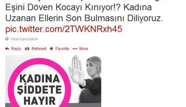 Acvit Kozmetik'ten Kadına Şiddete Hayır!