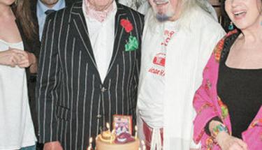 Bay Şapka 85 yaşında