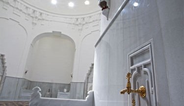 'Hürrem Sultan Hamamı'nda' yıkanın!