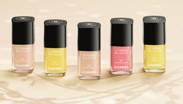 Chanel'in yaz şekerleri