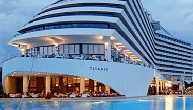 'Titanic' Berlin'de