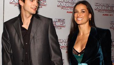 Kutcher - Moore çiftine neler oluyor?