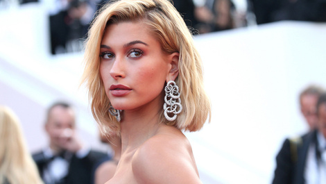 Hailey Baldwin'in sokak stili!
