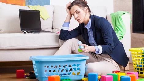 Çalışan annelerin en sık yaptığı 5 hata