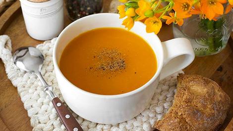 İçinizi ısıtacak: Havuç çorbası tarifi