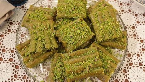 Leziz mi leziz: Yeşilim tatlısı