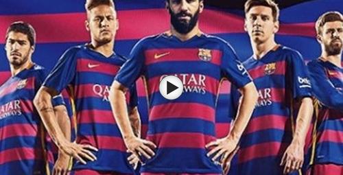 Barcelona'dan videolu 29 Ekim kutlaması!