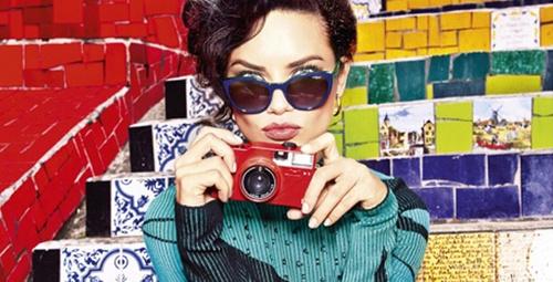 Adriana Lima'dan eğlenceli pozlar!