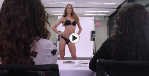 Victoria's Secret seçmeleri nasıl yapılıyor?