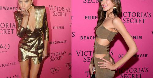 Victoria's Secret kızları 'Pembe Halı'da!