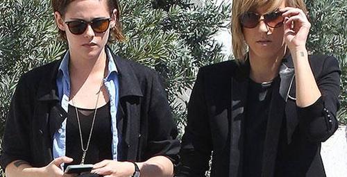 Kristen Stewart'ın biseksüel ilişkisi