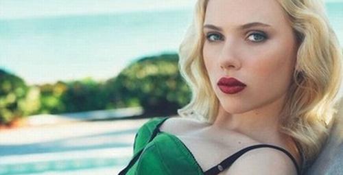 Scarlett Johansson'ın stili mercek altında