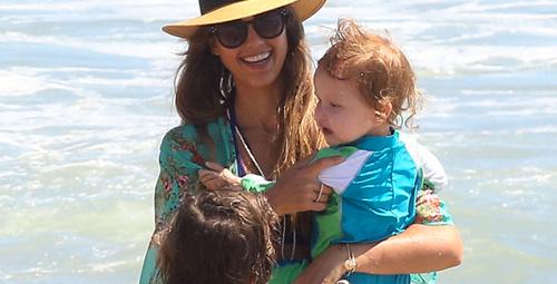 Plajlarda çocukların beslenmesine dikkat!