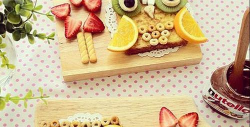 Meyve tabaklarınızla fark yaratın!