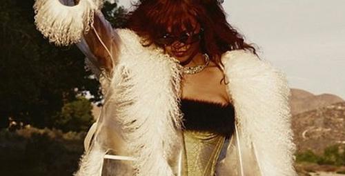 Rihanna yeni klibini tanıttı!