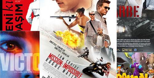 Bu hafta vizyona girecek olan filmler!