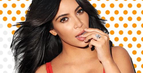 Kardashian'dan takipçilerine 'göğüs selfiesi' ödülü!