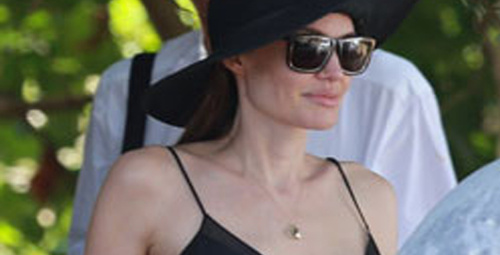Angelina yeni filminde oğluyla çalışacak