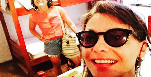 Tuba Ünsal'ın 'kız kıza' Montenegro tatili!