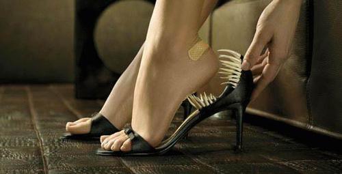 Ayakkabı vurmasına iyi gelen doğal çözümler!