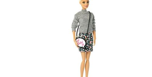 Büyüklere 'Barbie' ayakkabı koleksiyonu!
