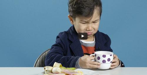 Çocuklara dünya mutfağı denetilirse...