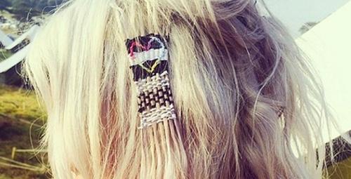 Kadınlar arasında yeni trend: Saç dokuma!
