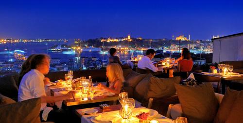 İstanbul manzarası sunan en iyi 5 teras
