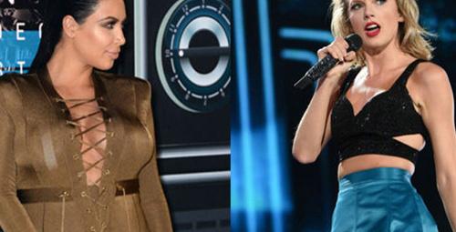 Taylor Swift, Kim Kardashian'ı tahtından etti!