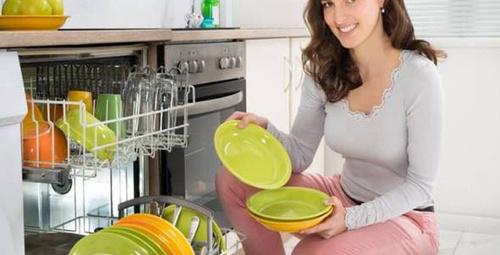 Bulaşık makinesinde yemek pişirme yöntemi!