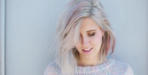 Saç renginde yeni moda Opal renk saçlar!