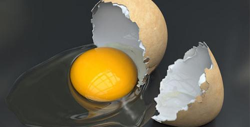 Yumurta kabuklarını atmayın! Başka şekilde kullanın!