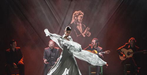 Flamenko' nun yıldızı Sara Baras 7 Mayıs'ta Zorlu PSM'de!