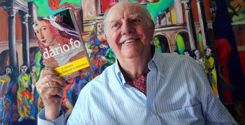 Nobel ödüllü Dario Fo hayatını kaybetti!