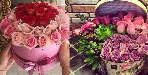 Çiçeklerde modern tasarımlar göz kamaştırıyor!