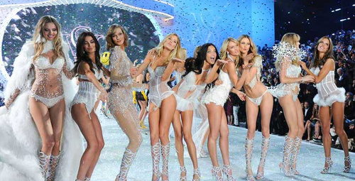 Victoria's Secret 2016 defile kadrosu!