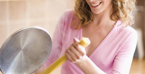 Ünlü şeften lezzetli makarna hazırlamanın doğru yolu!