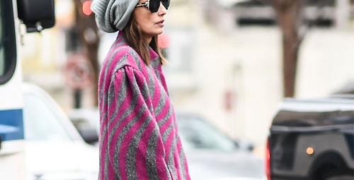 New York Moda Haftası sokak modası!
