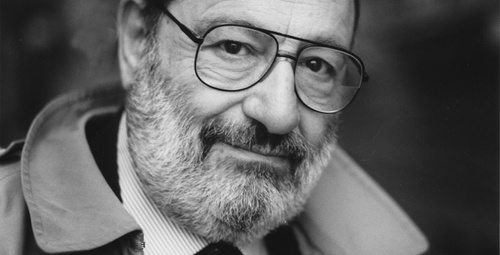 Bu dünyadan Umberto Eco geçti!