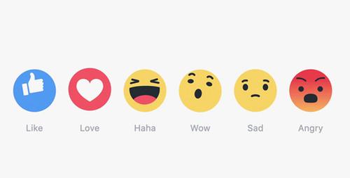 Facebook'taki yeni butonları fark ettiniz mi?