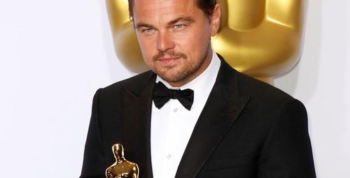 DiCaprio'nun siyasi mesajlı Oscar konuşması!